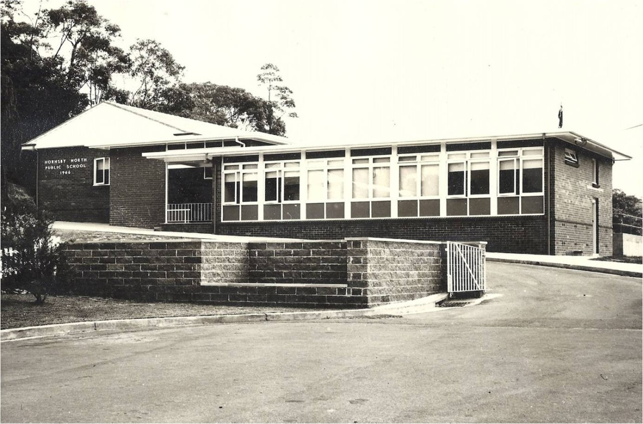 Hornsby North Public School 1966