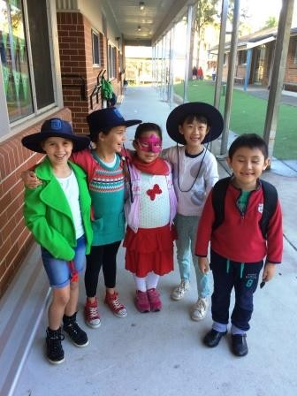 Cultural day at Hornsby North Public School