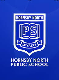 Hornsby North Public School logo